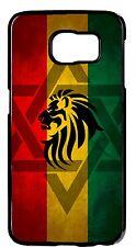 Rasta Reggae Rastafarian Lion Bob Marley Case Cover For Samsung Galaxy Note 5