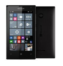 Microsoft Lumia 435 Black Single Sim Handy Ohne Simlock (Neutrale Verpackung)