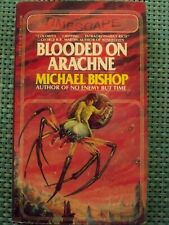 Blooded on Arachne by Michael Bishop             FREE SHIPPING             10540