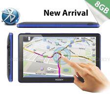 7'' Pouces XGODY GPS Voiture Système de Navigaion Cartes Mise à jour Gratuit 8Go