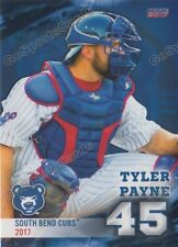 2017 South Bend Cubs Tyler Payne RC Rookie Chicago