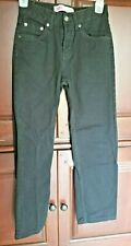 Levi's 550 Relaxed Boy's Size 12 Slim Black Jeans