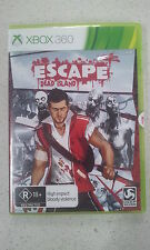 Escape Dead Island xbox 360 Brand New Not Sealed PAL Version