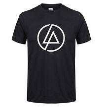 Linkin Park | T-Shirt Schwarz Weiß | Fanartikel | LP Logo | Größe XL