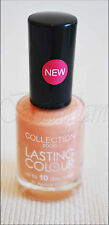 NAIL POLISH VARNISH COLLECTION 2000 LASTING COLOUR UP TO 10 DAYS WEAR 31 ABRICOT
