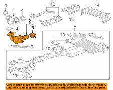 Chevrolet GM OEM 16-18 Camaro 6.2L-V8-Catalytic Converter 23463697