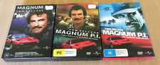 3 x MAGNUM P.I. - Complete First, Second & Third Season - 1, 2 & 3  New & Sealed