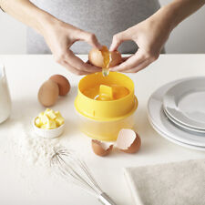 New Egg Yolk Separator Sieve Baking Equipment Food-Grade Kitchen Gadgets Too_kz