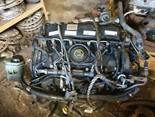 FORD MONDEO MK3 2.2 TDCI COMPLETE ENGINE WITH ECU & CLOCKS