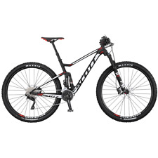 2017 Scott Spark 750 Full Suspension Mountain Bike Large Retail $2800