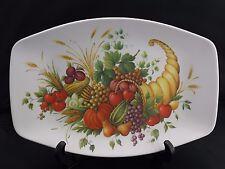 Vintage Retro Hollywood by Formline Harvest  Melamin Plate Caravan Picnic Kitsch