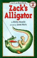 Zack's Alligator by Mozelle, Shirley