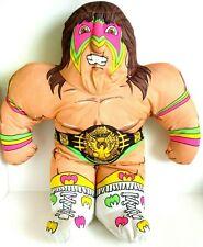 WWF Wrestling Buddies Ultimate Warrior Tonka 1991 WWE Wrestling Soft Toy