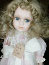 haunted doll's(Rosey)5yrs, Loves Peter Pan and Tinkerbell