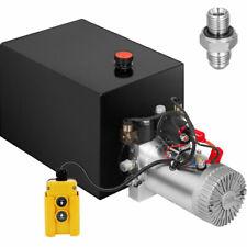 VEVOR 20 Quart Dump Trailer Pack Hydraulic Power Unit