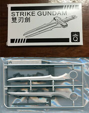 Qun Double edged sword for Bandai HG RG 1/144 GAT-X105 Strike Gundam