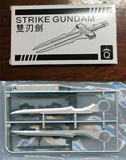 Queen Double edged sword for Bandai HG RG 1/144 GAT-X105 Strike Gundam