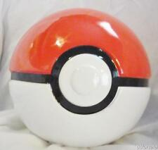Ceramic Pokémon Poké Ball Piggy Bank, Coin Bank, Money Bank From FAB-NY
