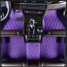 Fits Cadillac Escalade 2007-2014 Beyond Car Floor 6 Colours Waterproof Mats M99G