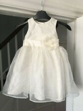 Next Signature Girls Bridesmaid Dress or Occassion Dress Aged 1.5 to 2 years