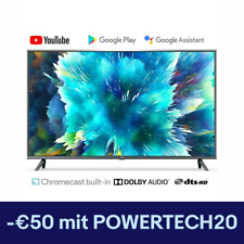 Xiaomi Mi Smart TV 4S 55 Zoll LED-TV 4K UHD Fernseher Ultra HD Triple Tuner WIFI