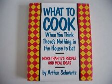 What To Cook When You Think Theres Nothing in the House To Eat: More Than 175 E