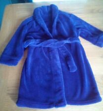 Mother Care 2/3 ans dressingown Navy Polaire