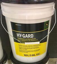 John Deere Hy-Gard Transmission and Hydraulic Oil 5 Gallon Bucket AR69444