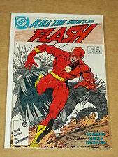 FLASH #4 DC COMICS SEPTEMBER 1987