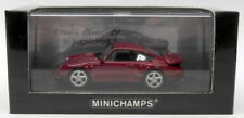 Coches, camiones y furgonetas de automodelismo y aeromodelismo MINICHAMPS acero prensado Porsche