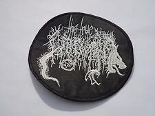 The True Werwolf Bestickt Patch