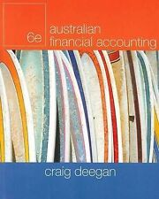 Australian Financial Accounting by Craig Deegan (Paperback, 2009)