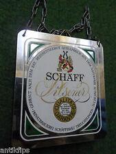 Schäff Pilsener Zapfhahnschild 388