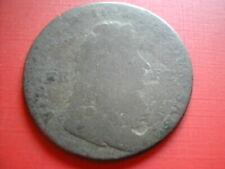 AMN. SAVOIE MONNAIE DE CUIVRE DE VICTOR AMEDEE II 1696