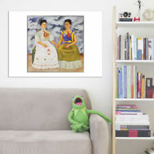 Vintage Art Prints Frida Kahlo