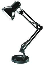 Schreibtischlampe SAMSON RABALUX Tischleuchte Tischlampe Büro Schwarz