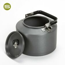 Saber Jumbo Tuff Kettle Large 1.5 Ltr Carp Fishing Camping Hiking Travel