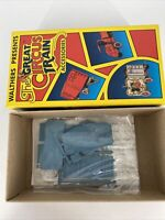 HO SCALE 1:87 WALTHERS GREAT CIRCUS TRAIN VINTAGE VEHICLES TABLEAU CIRCUS WAGON