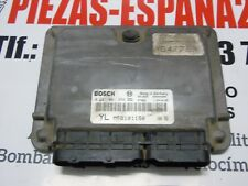 ECU Centralita De Motor ROVER 0281001956 YL MSB101150 0 281 001 956