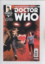 Titan Comics! Doctor Who: The Tenth Doctor! Issue 3!