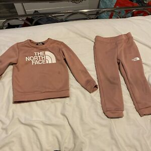 The North Face Girls Age 4 (2-3 Fit) Tracksuit