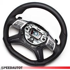 Piatto Volante Volante in pelle Multif. Mercedes Ml W166 con Manager