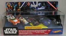 Star wars hotwheels 5 voiture pack light side vs dark side-hot wheels