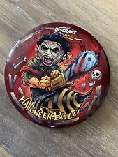 Supercolor Halloween Buzzz Limited Edition Texas Chainsaw Discraft Disc