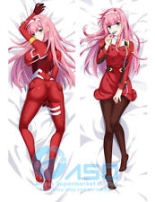 Darling in the FranXX Zero Two Anime Dakimakura Hugging Body Pillow Case Cover