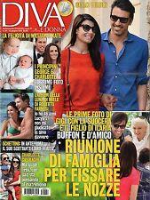 Diva.Gigi Buffon & Ilaria D'Amico,Roberto Farnesi,Serena Rossi,Lindsay Lohan,iii