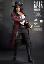 PIRATI DEI CARAIBI Angelica 1/6 Action Figure SDCC 2012 Hot Toys Sideshow Disney