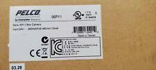 Pelco Ixp11 Sarix 1 Megapixel Indoor Box Camera No Lens