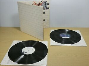 Pink Floyd The Wall Vinyl 1979 First Press SHDW411 Great Condition