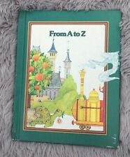 From A to Z by Deborah Manley (1979, Hardback)